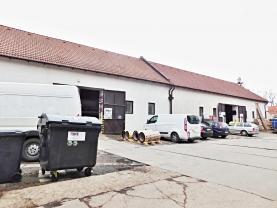 (Podnájem, výrobní objekt, 424 m2, Hostivice, nám. 1. máje), foto 2/7