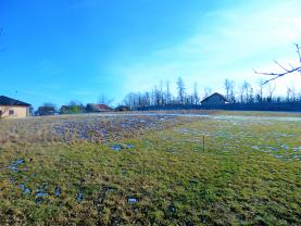 Prodej, pozemek, 801 m2, Jírovice