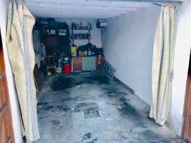 (Prodej, garáž, 19 m2, OV, Chomutov, ul. Vinohradská)