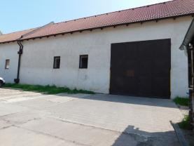 Pronájem, sklady, 236 m2, Hostivice, ul. nám. 1. máje