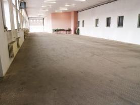Pronájem, skladovací hala 346 m2, Košice u Soběslavi
