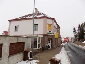 Prodej, rodinný dům, 261 m2, Krupka, ul. Komenského
