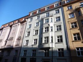 Pronájem, byt 4+1, Praha 2 Podskalská 27