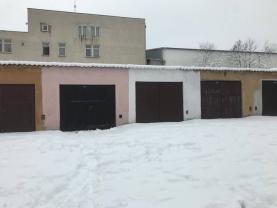 Prodej, garáž, Plzeň, ul. Kreuzmannova