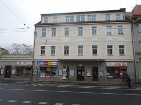 Pronájem, kancelářské prostory, 58 m2, Pardubice - centrum