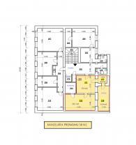 (Pronájem, kancelářské prostory, 58 m2, Pardubice - centrum), foto 2/4