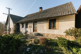 Prodej, chalupa, 415 m2, Turkovice - Rašovy
