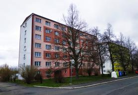Prodej, byt 3+1, 69 m2, Cheb, ul. Osvobození