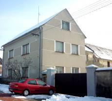 Prodej, rodinný dům 6+2, Paseka