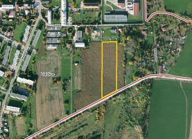 (Prodej, stavební pozemek, 9287 m2, Valdice)