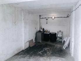 (Prodej, garáž, 19 m2, DV, Chomutov, ul. Dukelská)