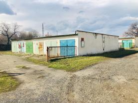 Prodej, garáž, 19 m2, DV, Chomutov, ul. Dukelská