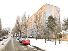 Prodej, byt 2+1, 56 m2, Holešov, ul. Dukelská