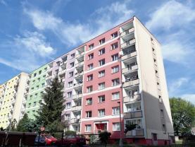Prodej, byt 1+1, 35 m2, DV, Ústí nad Labem, ul. Plynárenská