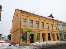Pronájem, obchod a služby, Smržovka, ul. Husova