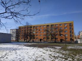 Pronájem, byt 1+1, Karviná - Ráj, ul. Božkova
