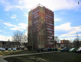 Prodej, byt 3+1, 61 m2, OV, Chomutov, ul. Seifertova