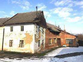 Prodej, rodinný dům, 3344 m2, Polkovice