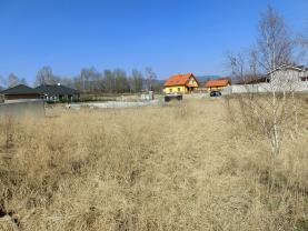 Prodej, stavební parcela, 1048 m2, Louka u Litvínova