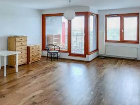 Pronájem, byt 1+kk, 39 m², Praha-Krč