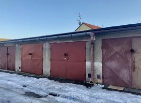 Prodej, garáž, Ostrava - Poruba, ul. Pod Nemocnicí