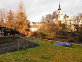 pozemek a okolí (Prodej, zahrada, 718 m2, Ústí nad Labem, Skorotice)