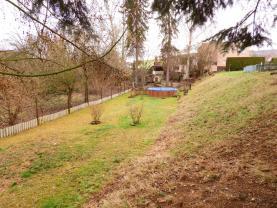 spodní část pozemku (Prodej, zahrada, 718 m2, Ústí nad Labem, Skorotice)