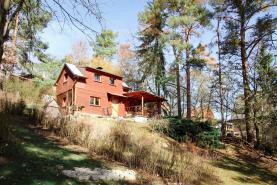 Prodej, chata, 394 m2, Županovice