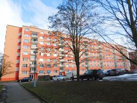 Prodej, byt 2+1, 61 m2, Plzeň, ul. Lábkova