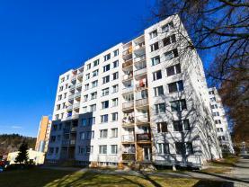Prodej, byt 3+1, 70 m2, Zruč nad Sázavou, ul. sad Míru