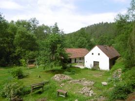 Prodej, rodinný dům 2+1, Kuřimská Nová Ves