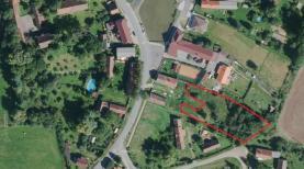 Prodej, stavební parcela, 2179 m2, Zhoř - okres Tachov