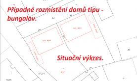 (Prodej, pozemek, 422 m2, Pardubice - Rosice nad Labem)