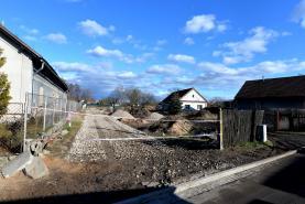 Prodej, pozemek, 422 m2, Pardubice - Rosice nad Labem