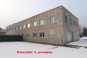 Pronájem, kanceláře, Nymburk, ul. Poděbradská