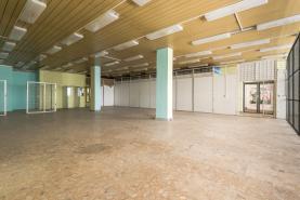Prodej, obchodní prostory, 142 m2, Příbram
