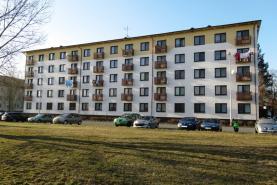 Prodej, byt 2+1, 46 m2, Lázně Bohdaneč, ul. Na Lužci