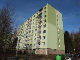 Pronájem, byt 1+1, 41 m2, Chomutov, ul. Kamenný vrch