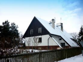 Prodej, rodinný dům 4+1, Lomnice