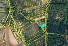 Prodej, orná půda, 685 m2, Dubňany