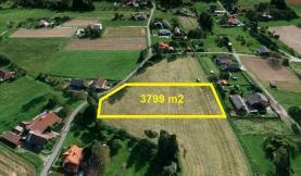 Prodej, stavební pozemek, 3799 m2, Dětmarovice