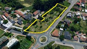 Prodej, komerční pozemek, 5559 m2, Staré Hradiště, Pardubice