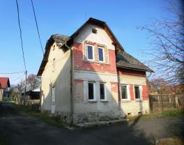 Prodej, rodinný dům, Sychrov - Vlastibořice