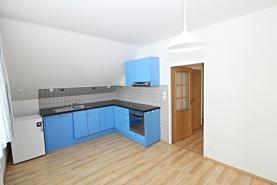 kuchyň (Prodej, byt 2+1, 60 m2, Liberec, ul. Ruprechtická), foto 4/26
