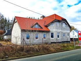 Prodej, rodinný dům, 1329 m2, Úvaly, ul. Zálesí