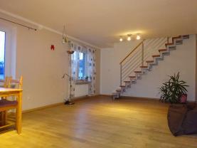 Obývací pokoj (Prodej, byt 5+1, 161 m2, Rožnov pod Radhoštěm , ul. 1. máje), foto 3/21