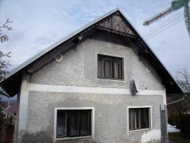 Prodej, chalupa 3+1, 489 m2, Pec u Domažlic