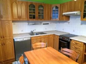 kuchyně (Pronájem, byt 3+1, Velké Hamry)