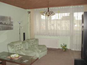 obývací pokoj (Pronájem, byt 3+1, Velké Hamry)