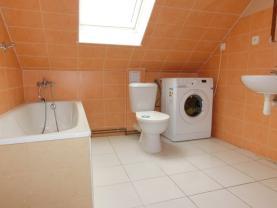 Koupelna 1.1 (Prodej, byt 2kk, III.NP, 50 m2, OV, Brozany nad Ohří), foto 3/8